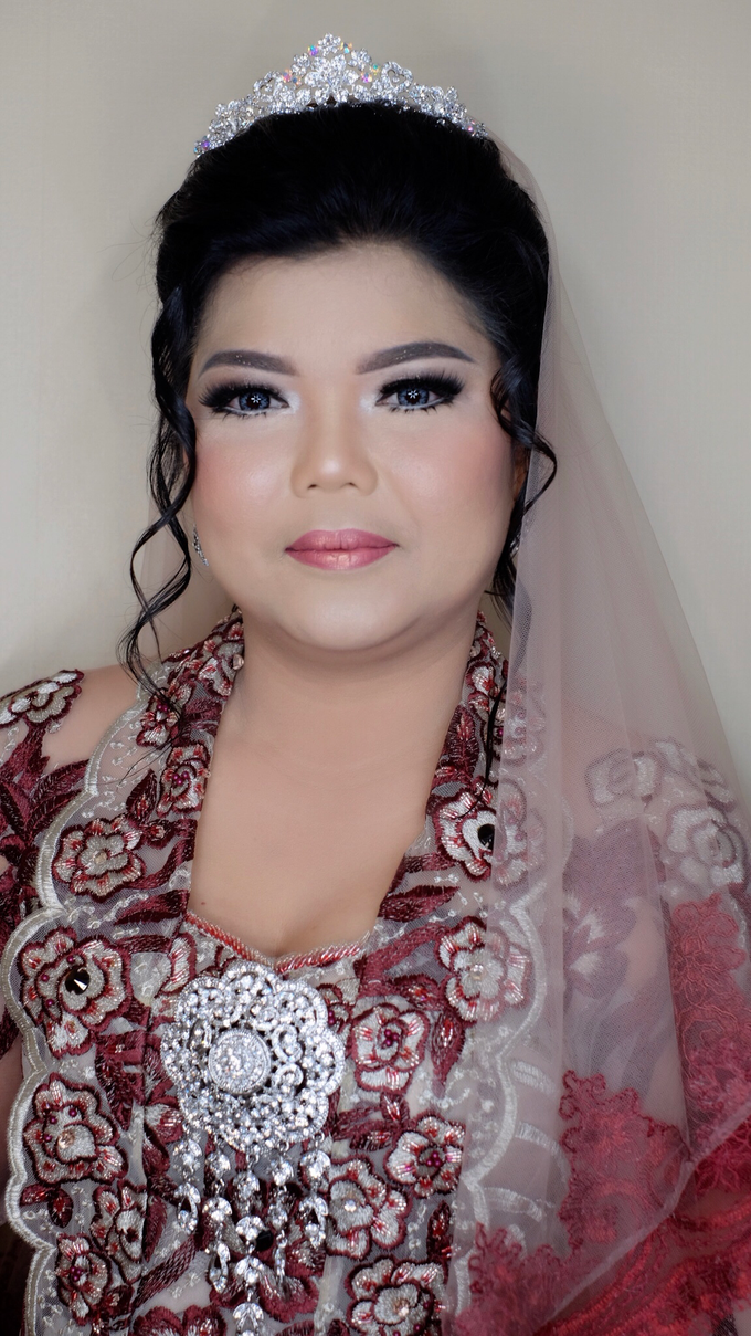 Tutut and Lukman Wedding by beautified by santishiva - 002