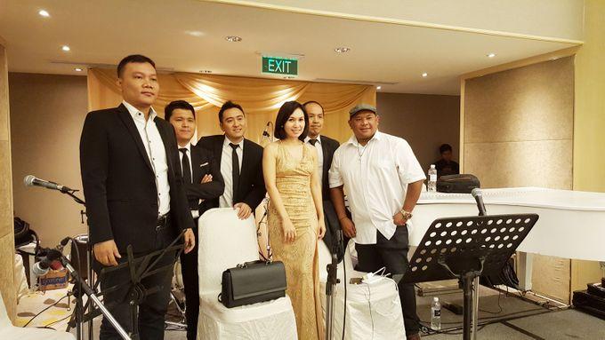 Wedding of Thyo & Kezia by Hanny N Co Orchestra - 002