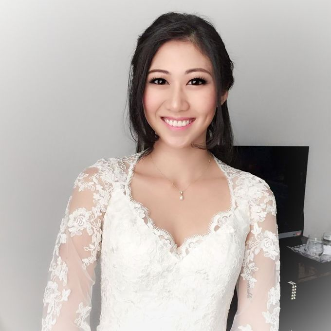 Clarissa Day Bridal by Lili Makeup Specialist - 007