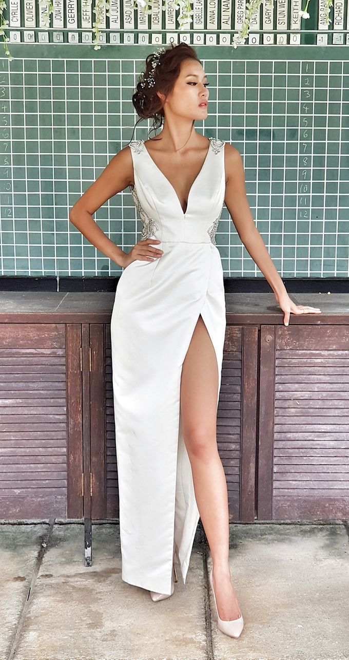 EG Couture Wedding Gowns by Elizabeth Grace Couture - 002