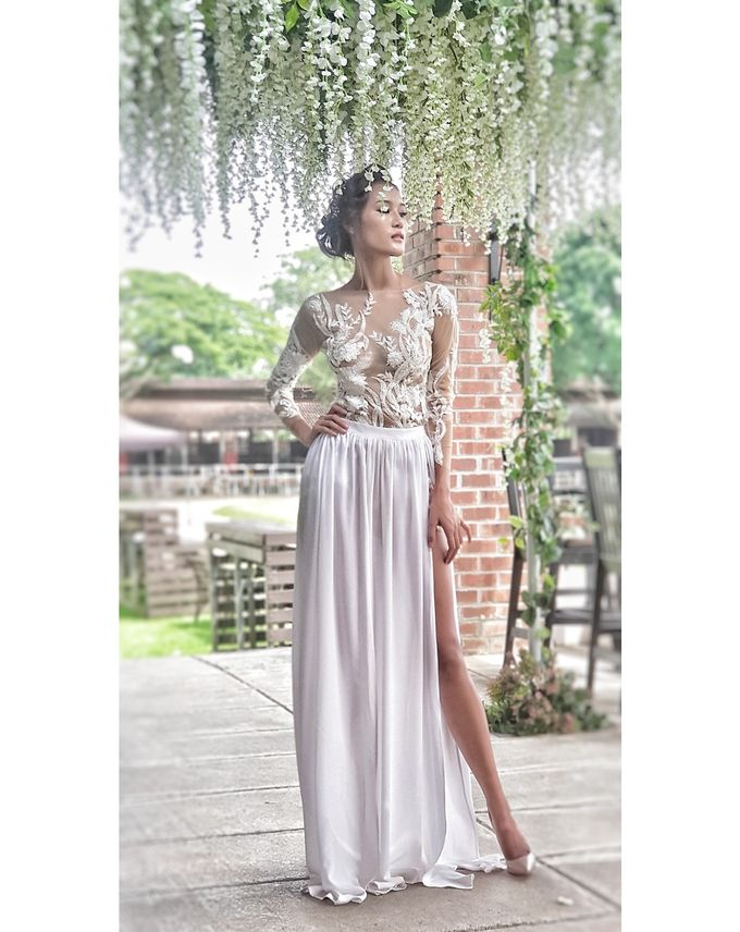 EG Couture Wedding Gowns by Elizabeth Grace Couture - 005