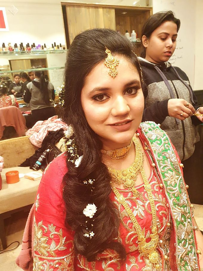Make up and Hair Styling by Deepti Mohindar- Hair & Makeup Artist - 004