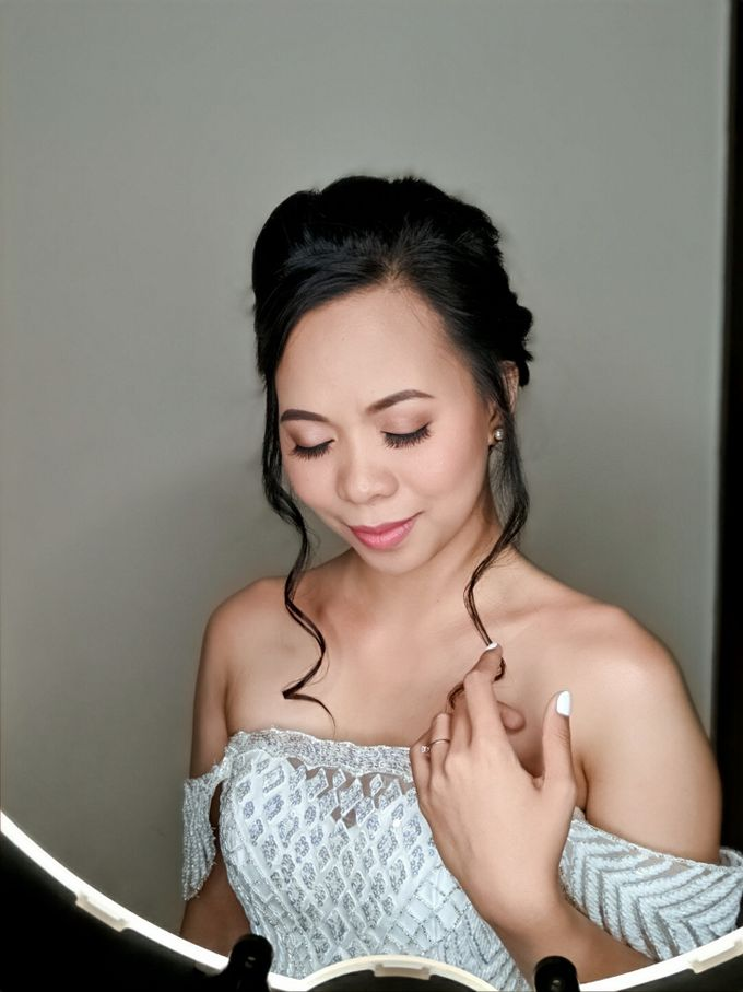 Vanessa Atienza Wedding by Magic Touch by Klick Victoria - 002