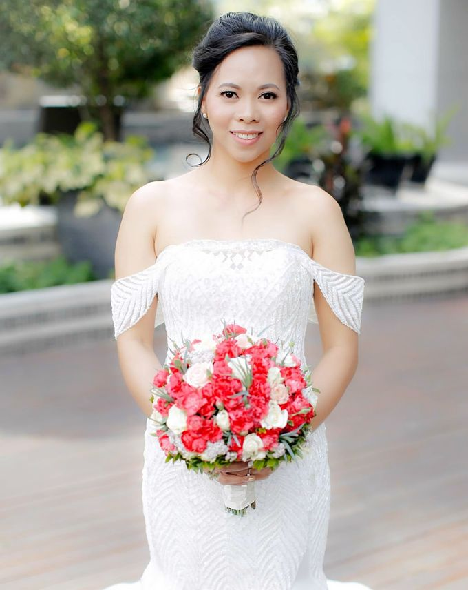 Vanessa Atienza Wedding by Magic Touch by Klick Victoria - 004