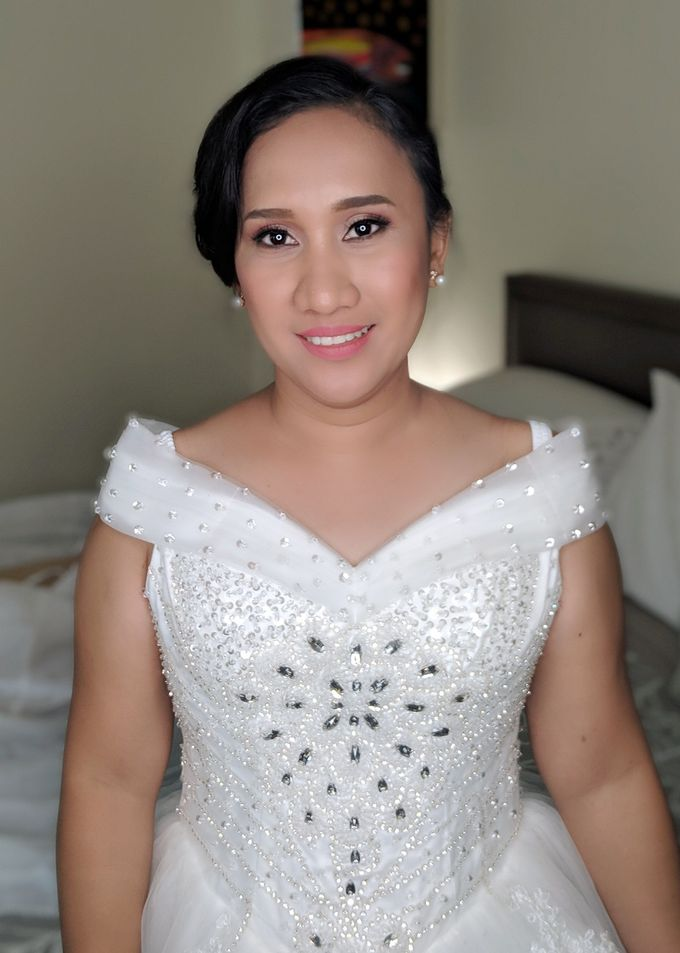 Khristinne Rosales Wedding by Magic Touch by Klick Victoria - 002