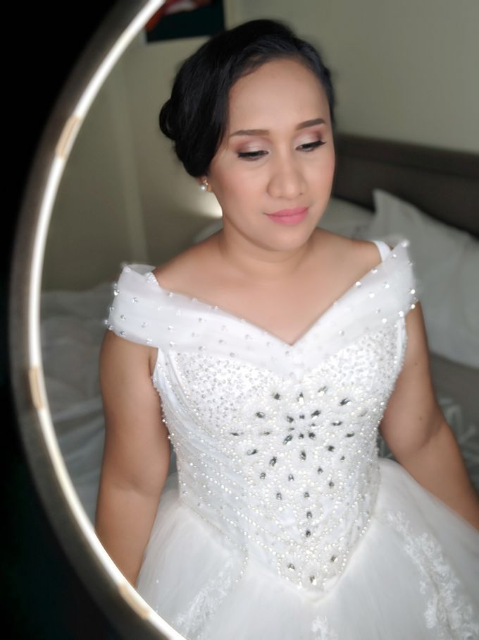 Khristinne Rosales Wedding by Magic Touch by Klick Victoria - 003
