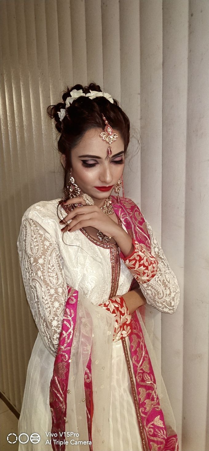bridal makeover by Naazkhanmakeovers - 008