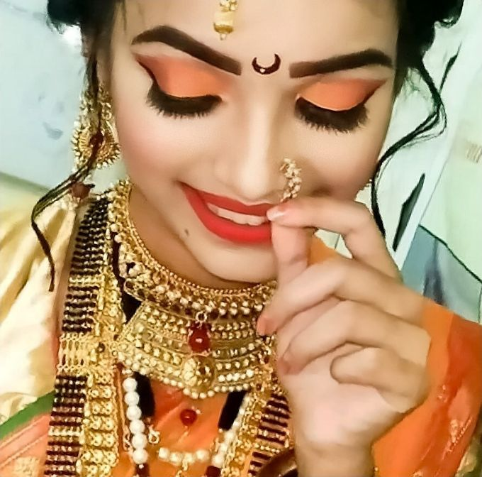 bridal makeover by Naazkhanmakeovers - 011