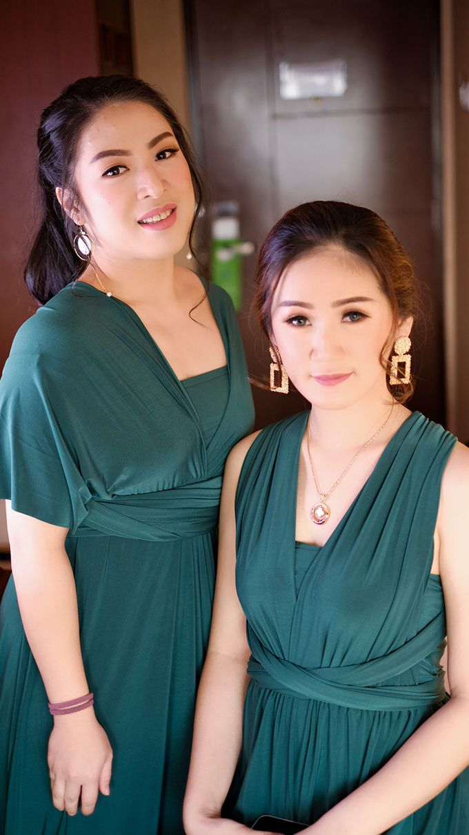 bridesmaid makeup by Novysarilim Makeup - 006