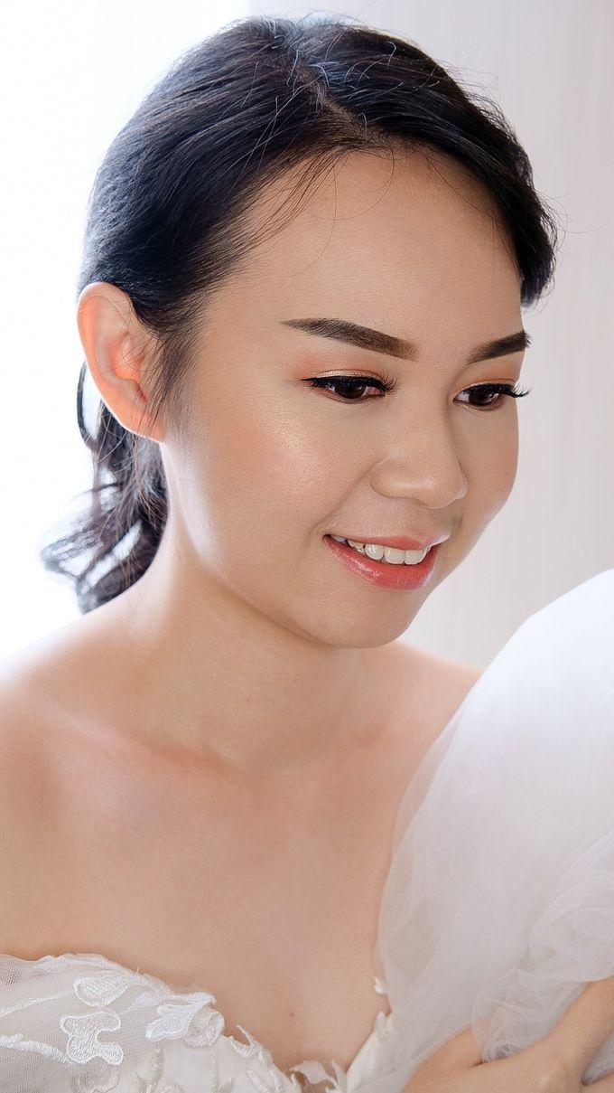 Bridal Makeup by Junie Fang Makeup Artist - 007