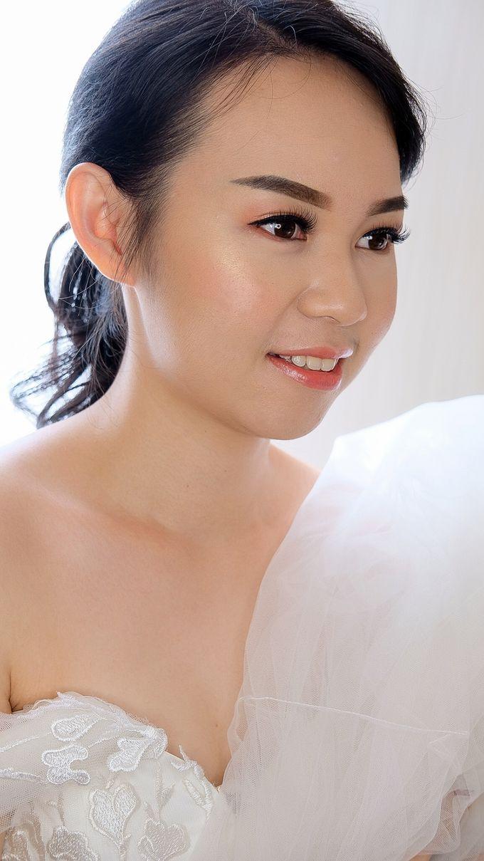 Bridal Makeup by Junie Fang Makeup Artist - 004
