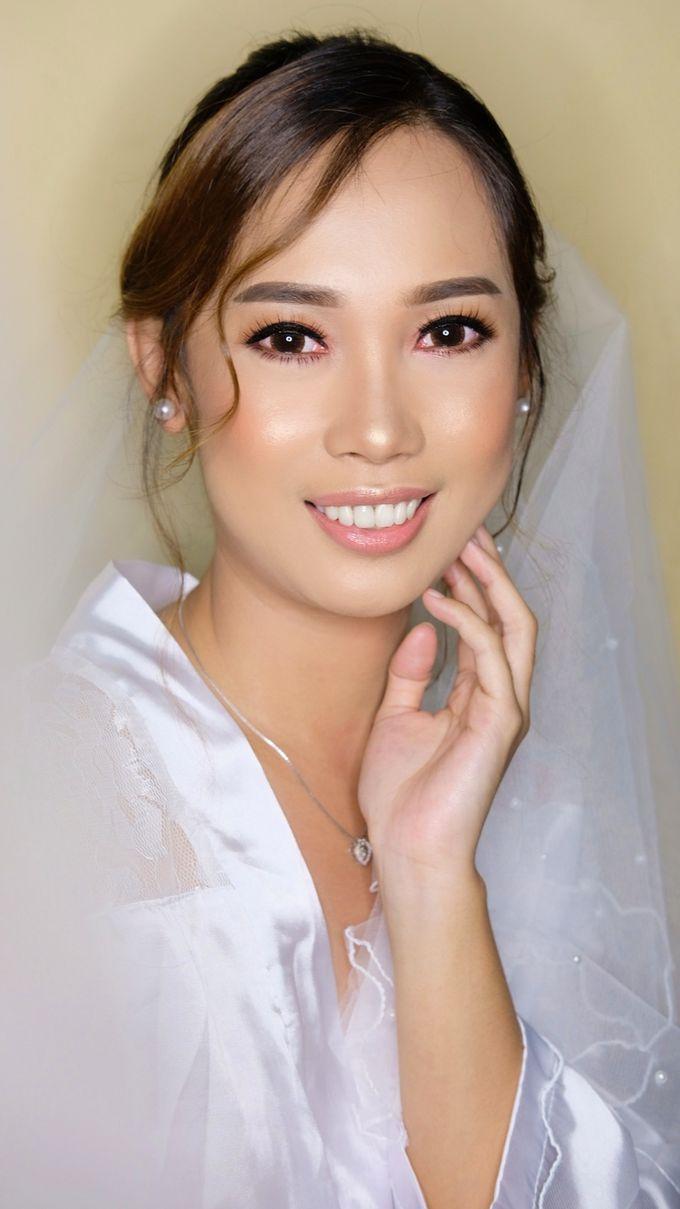 Bridal Makeup by Junie Fang Makeup Artist - 006