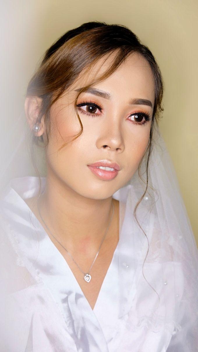 Bridal Makeup by Junie Fang Makeup Artist - 009
