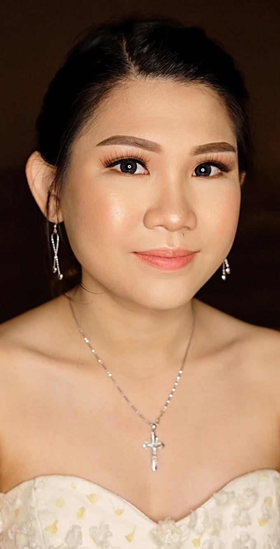 Ms Jessica by Junie Fang Makeup Artist - 001