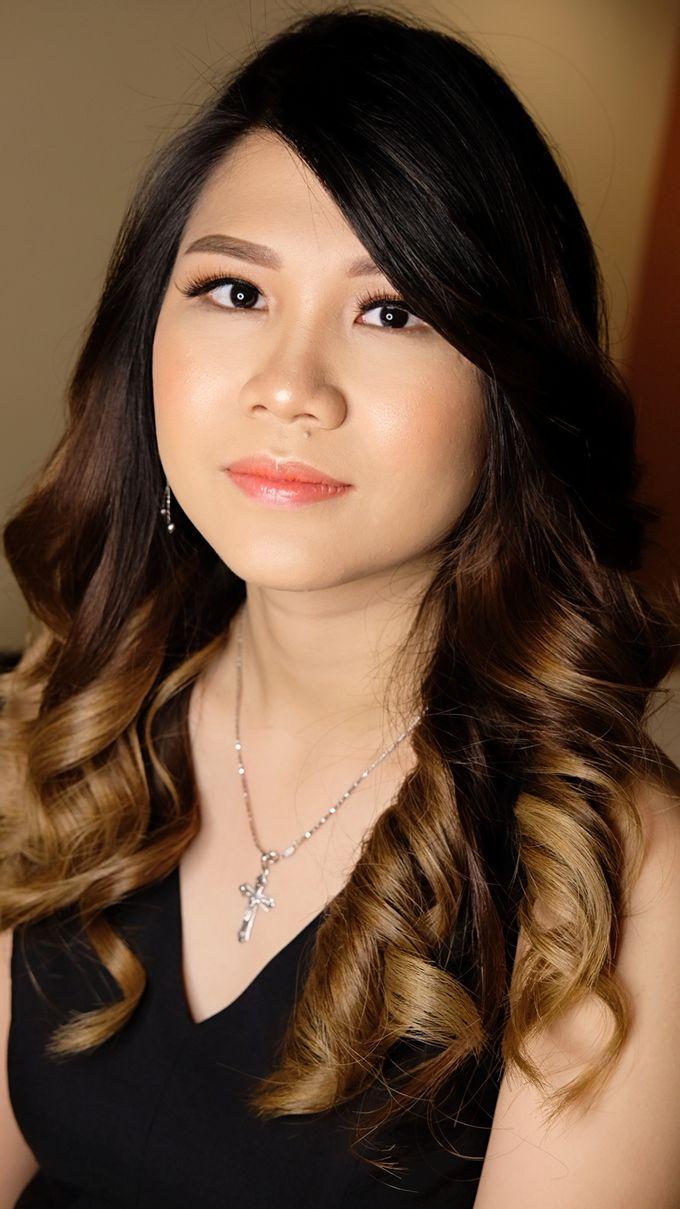 Ms Jessica by Junie Fang Makeup Artist - 005