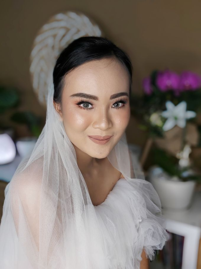 Beidal Makeup Monolid - Mirah by Nikki Liem MUA - 012