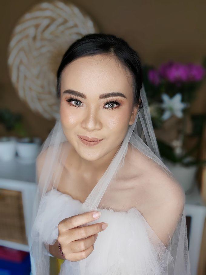 Beidal Makeup Monolid - Mirah by Nikki Liem MUA - 001