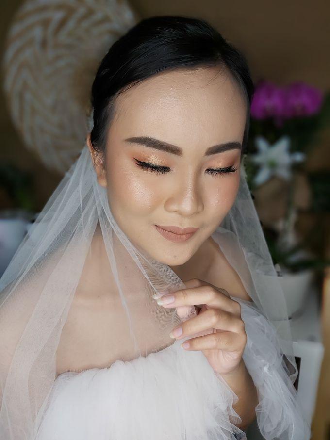 Beidal Makeup Monolid - Mirah by Nikki Liem MUA - 010