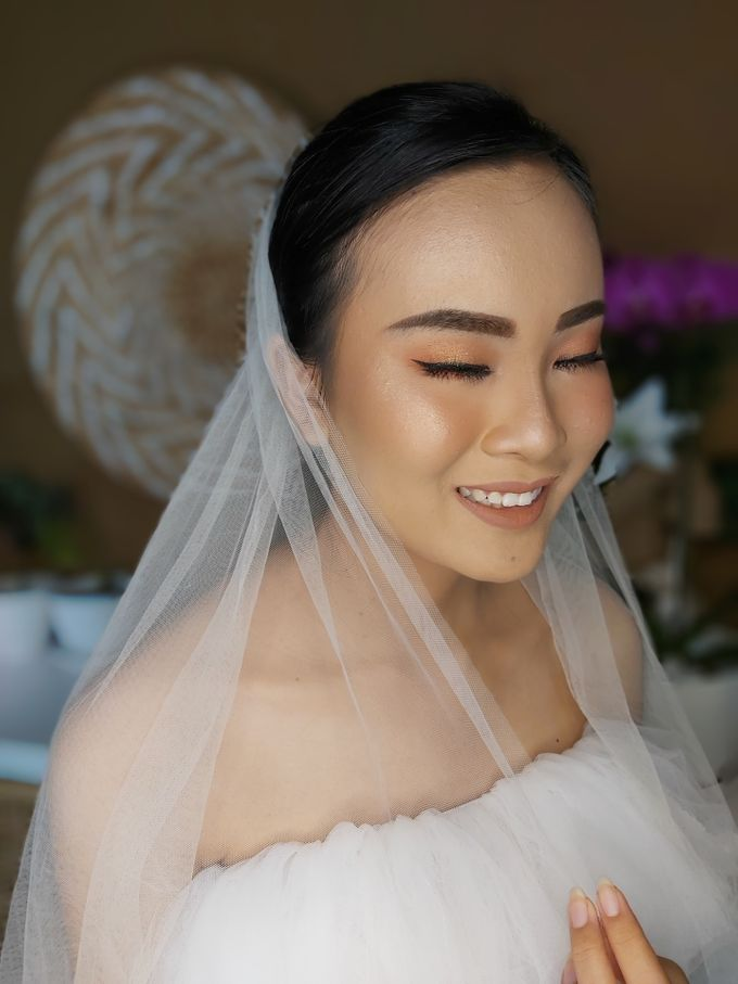 Beidal Makeup Monolid - Mirah by Nikki Liem MUA - 011