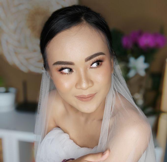 Beidal Makeup Monolid - Mirah by Nikki Liem MUA - 009