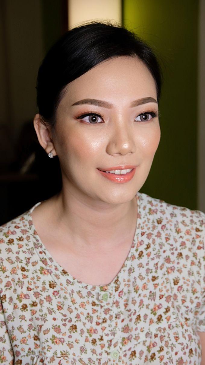 Prewedding Makeup by Junie Fang Makeup Artist - 001