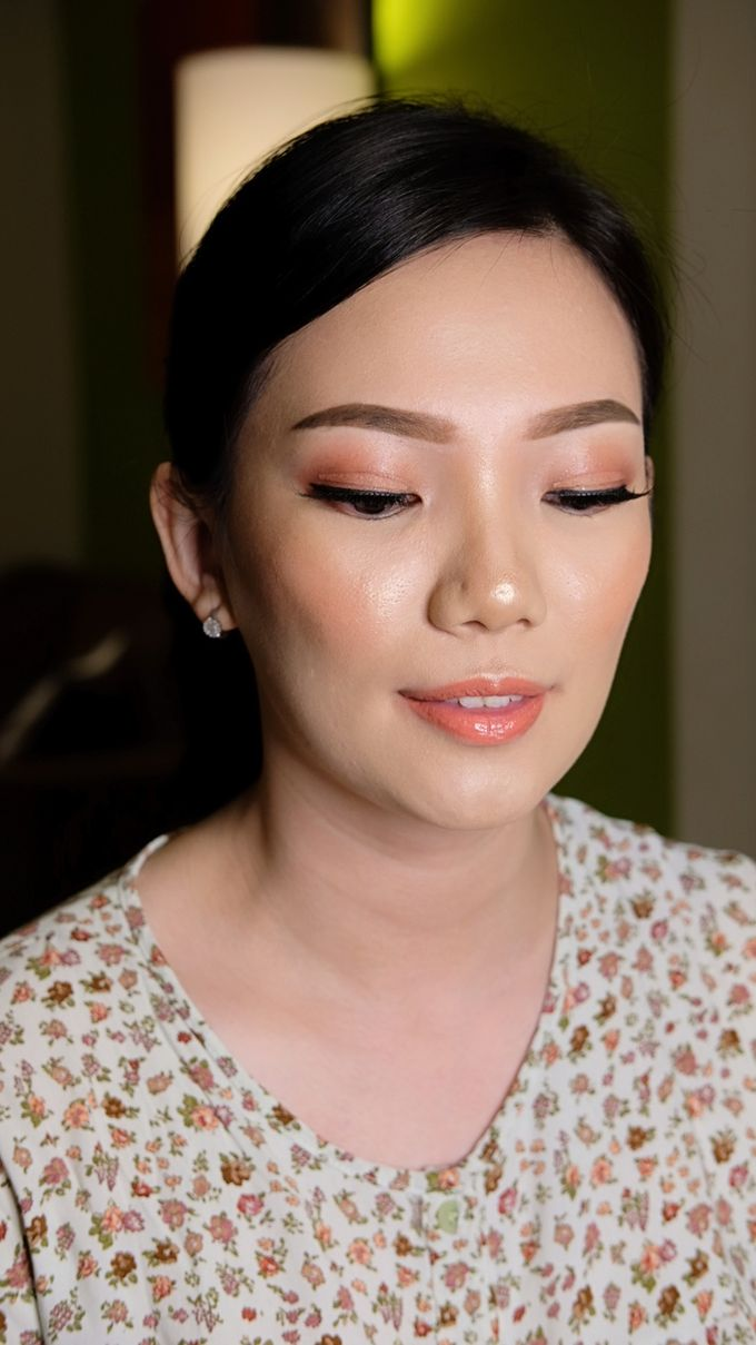 Prewedding Makeup by Junie Fang Makeup Artist - 005