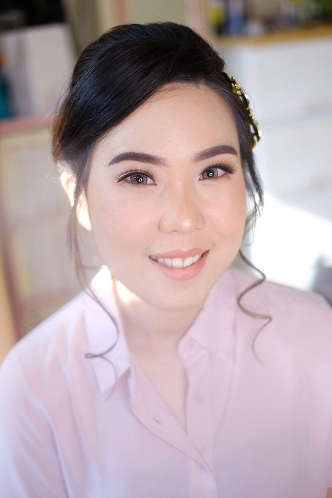 bridesmaid makeup by Novysarilim Makeup - 008