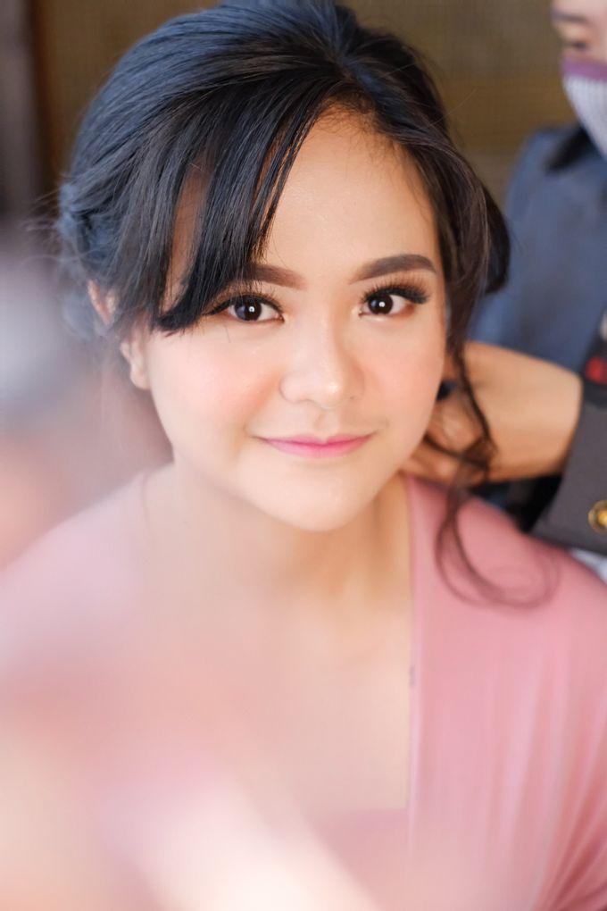 bridesmaid makeup by Novysarilim Makeup - 003