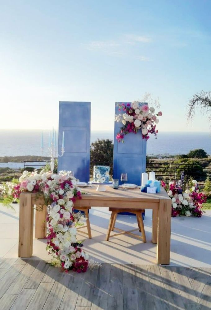 Deep Blue by Eventous Weddings and Events - 014