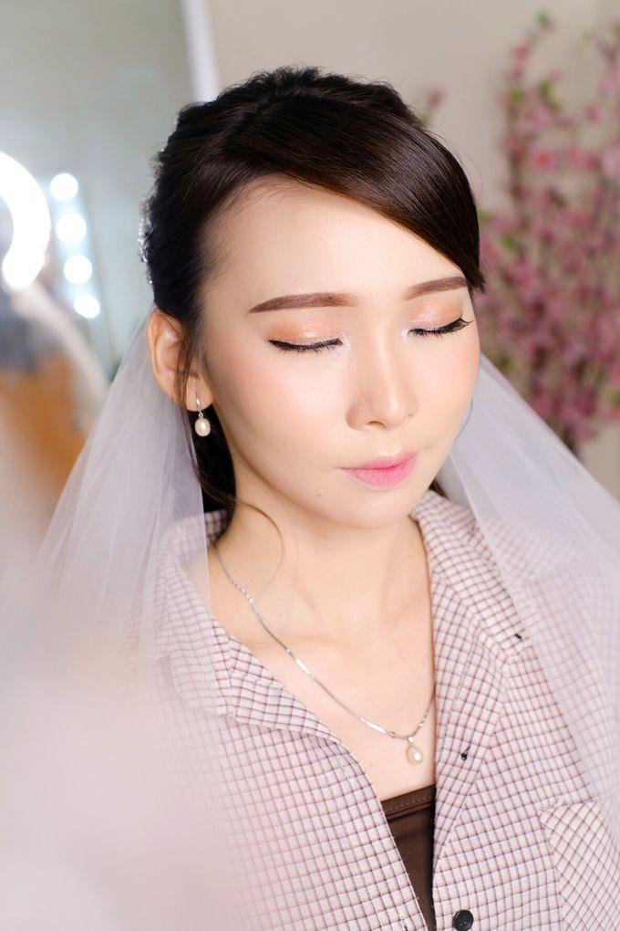 prewed makeup for ms frizbeey by Novysarilim Makeup - 006