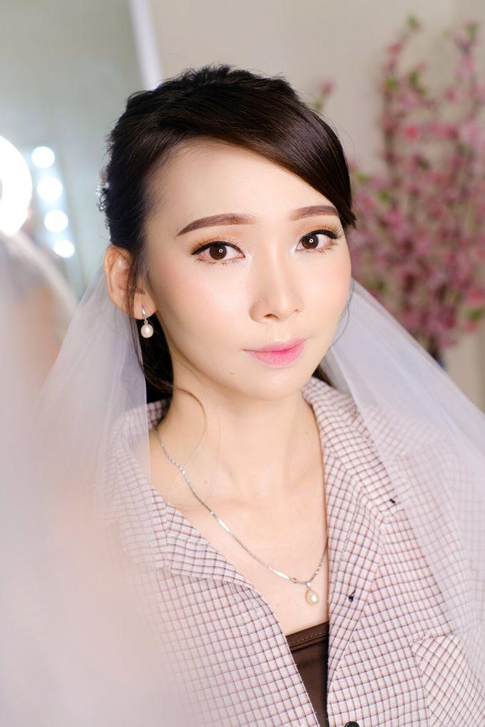 prewed makeup for ms frizbeey by Novysarilim Makeup - 008
