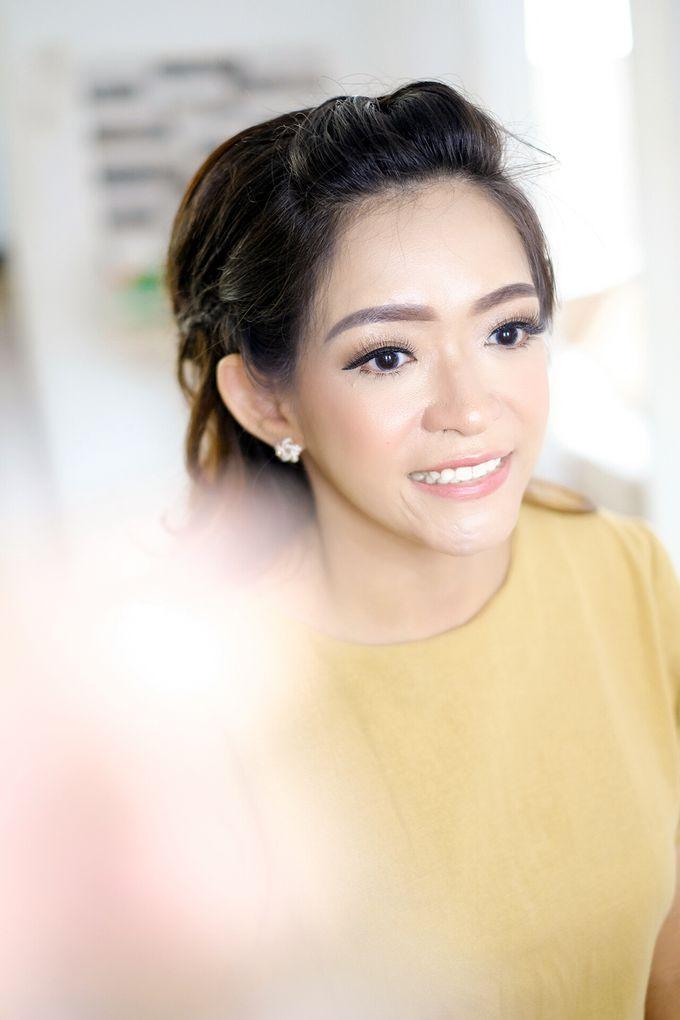 prewed makeup for ms grace by Novysarilim Makeup - 001