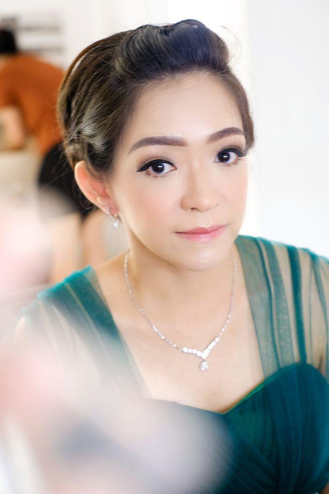 prewed makeup for ms grace by Novysarilim Makeup - 003