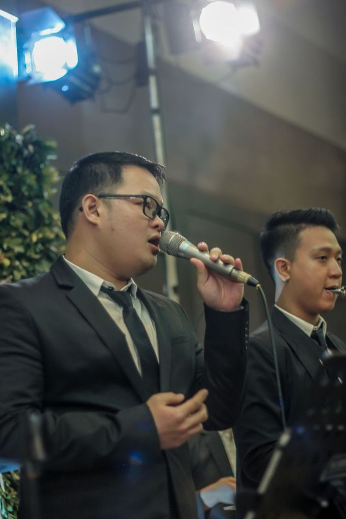 Rizky & Anisa Wedding by Wong Hang Distinguished Tailor - 005