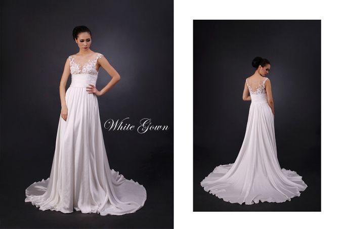 Wedding dress & Evening Gown by Tati Photo - 008