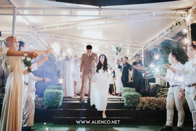 The Wedding Of Intan & Puja by Jakarta Souvenir - 009