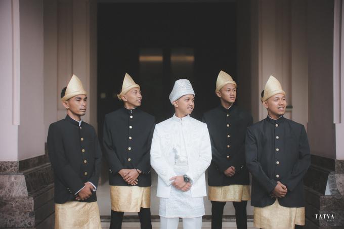 The wedding of Icha & Joe by The Sultan Hotel & Residence Jakarta - 002
