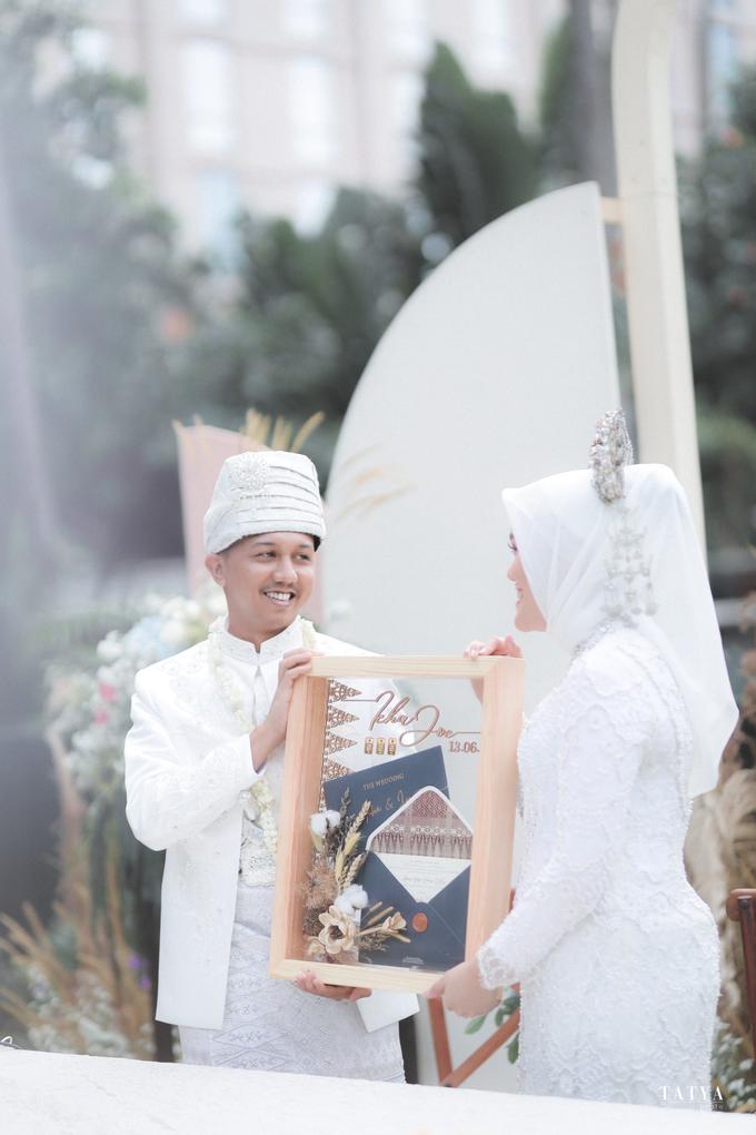The wedding of Icha & Joe by The Sultan Hotel & Residence Jakarta - 007