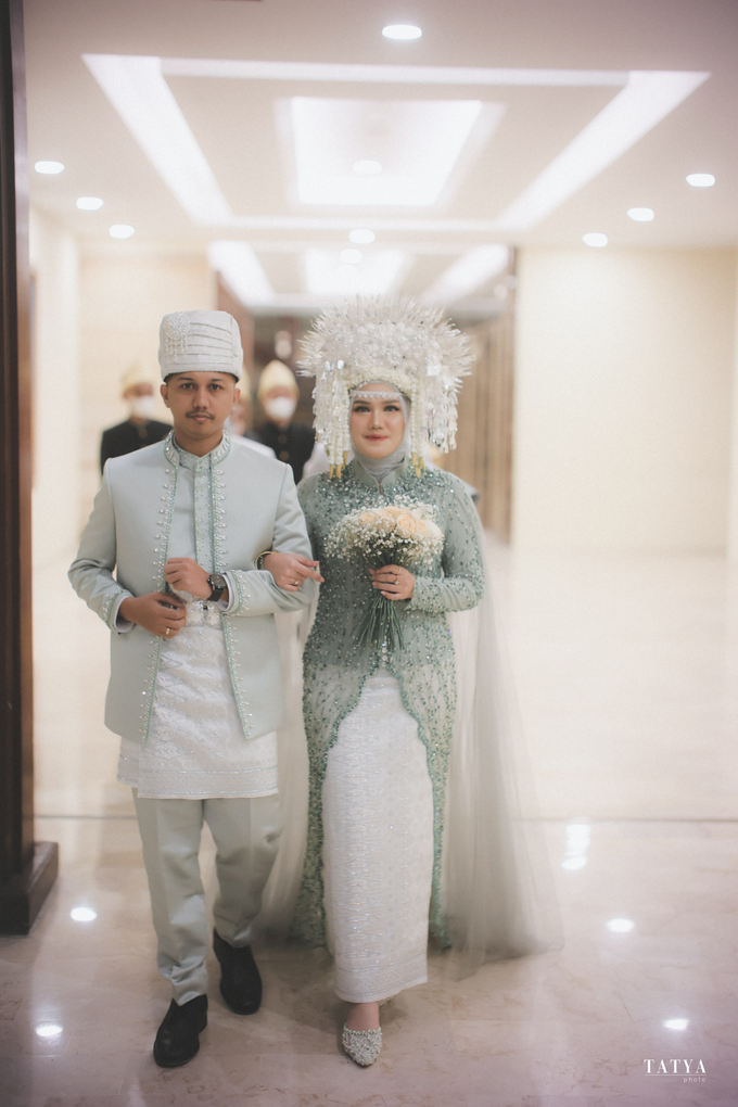 The wedding of Icha & Joe by The Sultan Hotel & Residence Jakarta - 008