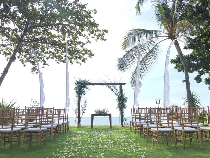 Wedding Ceremony & Dinner at The Patra, Bali by Bali Becik Wedding - 001