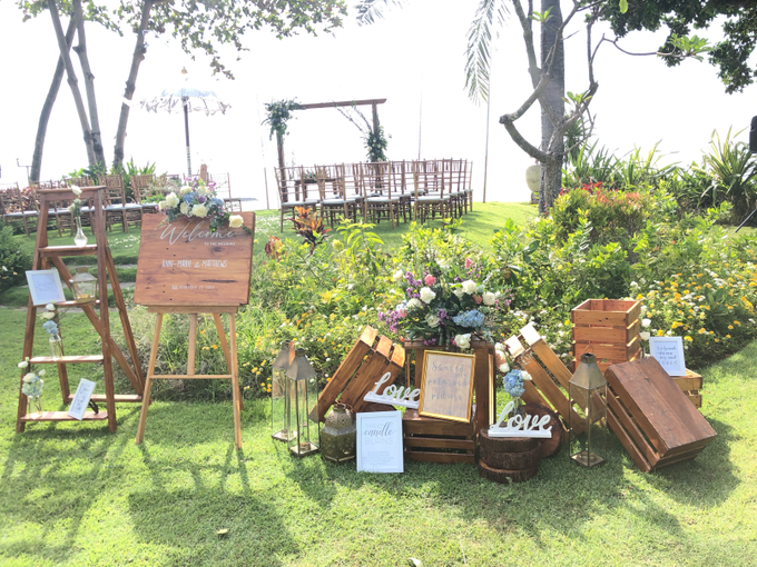 Wedding Ceremony & Dinner at The Patra, Bali by Bali Becik Wedding - 002
