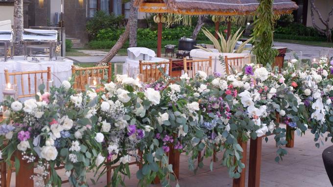 Wedding Ceremony & Dinner at The Patra, Bali by Bali Becik Wedding - 005