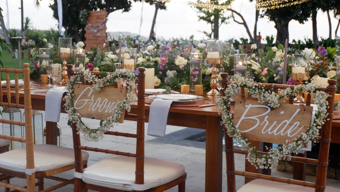 Wedding Ceremony & Dinner at The Patra, Bali by Bali Becik Wedding - 008