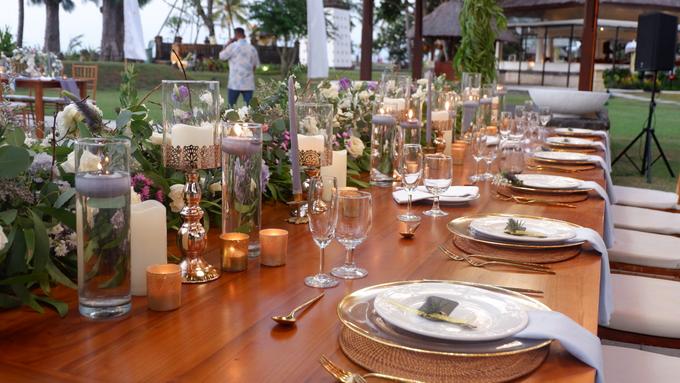 Wedding Ceremony & Dinner at The Patra, Bali by Bali Becik Wedding - 009