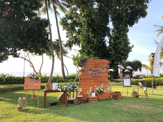 Wedding Ceremony & Dinner at The Patra, Bali by Bali Becik Wedding - 014
