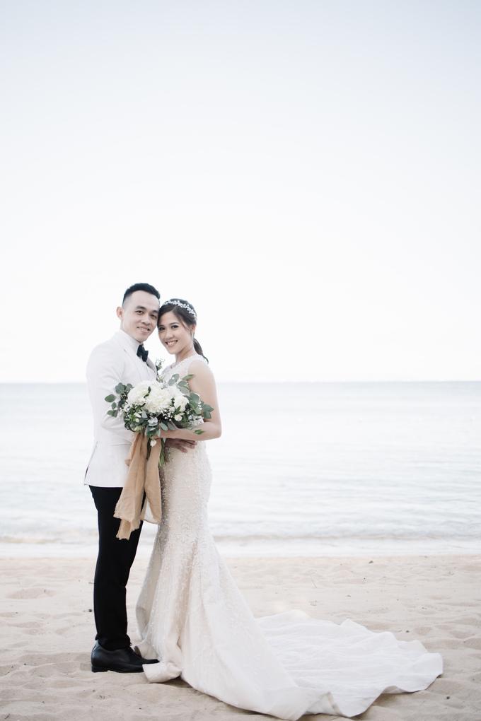 Amel & Ivan Wedding at The Westin Bali by Bali Becik Wedding - 003