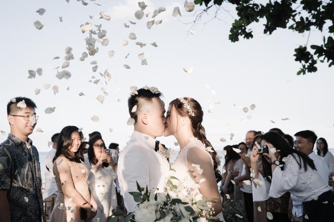 Amel & Ivan Wedding at The Westin Bali by Bali Becik Wedding - 002