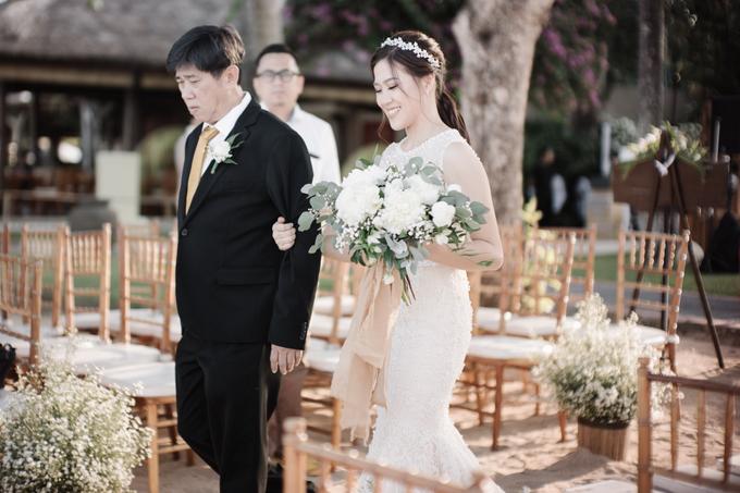 Amel & Ivan Wedding at The Westin Bali by Bali Becik Wedding - 004