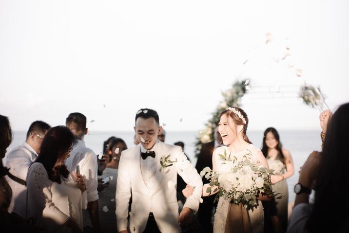 Amel & Ivan Wedding at The Westin Bali by Bali Becik Wedding - 005