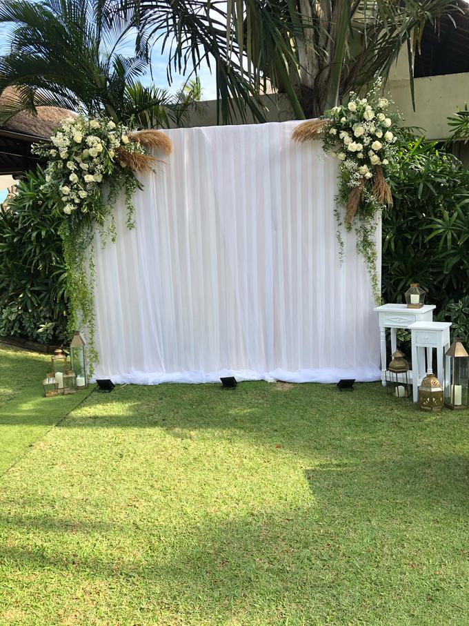 Amel & Ivan Wedding at The Westin Bali by Bali Becik Wedding - 012